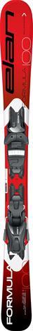 Elan Formula Red Laskettelusukset 140 cm + Siteet