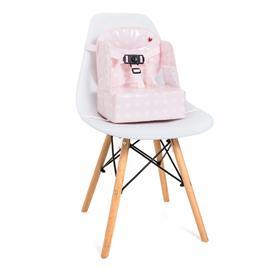 Baby to love Istuinkoroke Easy Up - On-the-go, Pink Stars