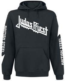 Judas Priest - British Steel Anniversary 2020 - Huppari - Miehet - Musta
