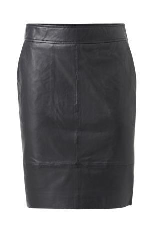 Second Female Nahkahame Francie Mini Leather Skirt