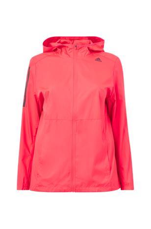 adidas Sport Performance Juoksutakki Own The Run Hooded Wind Jacket Plus