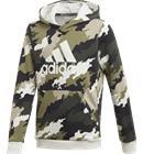 Adidas J YB MH BOS HOOD ORBIT GREY