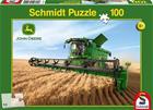 Schmidt John Deere S690 combine harvester 100p palapeli