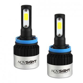 Novsight H7 auton LED-polttimot 36W