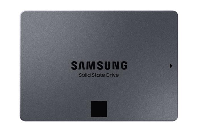 Samsung 870 QVO (4 TB, SATA 6 Gb/s) MZ-77Q4T0BW, SSD -kovalevy