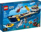 Lego City 60266, Valtameren tutkimuslaiva (Ocean Exploration Ship)