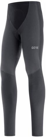 GORE WEAR C3 Partial Gore-Tex Infinium Thermo Tights Men, black