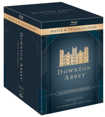 Downton Abbey: Kaudet 1-6 + Specials - Collector's Edition (Blu-Ray), TV-sarja