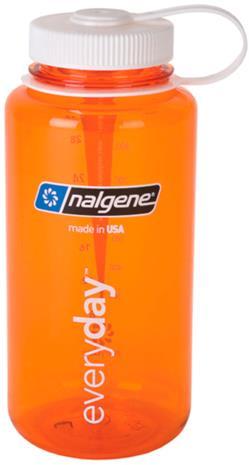 Nalgene Everyday Leveäkaulainen Juomapullo 1000ml, orange