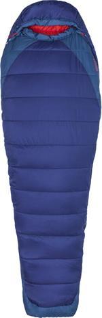 Marmot Trestles Elite Eco 20 Plus Sleeping Bag Long Women, midnight/storm