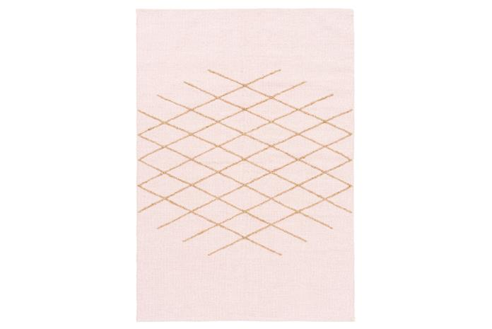 FanniK Sarastus -matto, v.pinkki, 140 x 200 cm