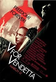 V for Vendetta (2005, 4k UHD + Blu-Ray), elokuva