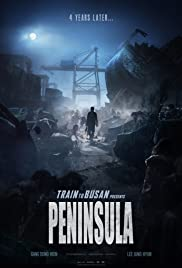 Peninsula (Train to Busan 2, 2020, Blu-Ray), elokuva