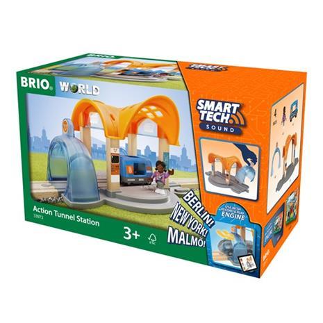 Brio World 33973, Smart Tech Sound Action Tunnel Station