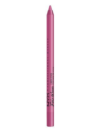 NYX PROFESSIONAL MAKEUP Epic Wear Liner Sticks Pink Spirit Eyeliner Rajauskynä Meikki Vaaleanpunainen NYX PROFESSIONAL MAKEUP PINK SPIRIT