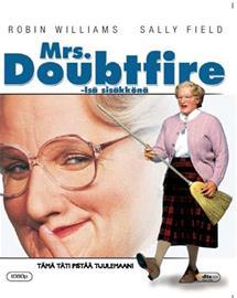Mrs Doubtfire - isä sisäkkönä, elokuva