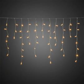 Konstmide CHRISTMAS LED-valoverho Raekuuro ulkotiloihin,200-lamppuinen