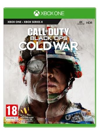 Call of Duty: Black Ops - Cold War, Xbox One -peli