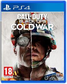 Call of Duty: Black Ops - Cold War, PS4 -peli