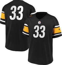 NFL - Pittsburgh Steelers - T-paita - Miehet - Musta