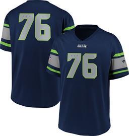 NFL - Seattle Seahawks - T-paita - Miehet - Laivastonsininen