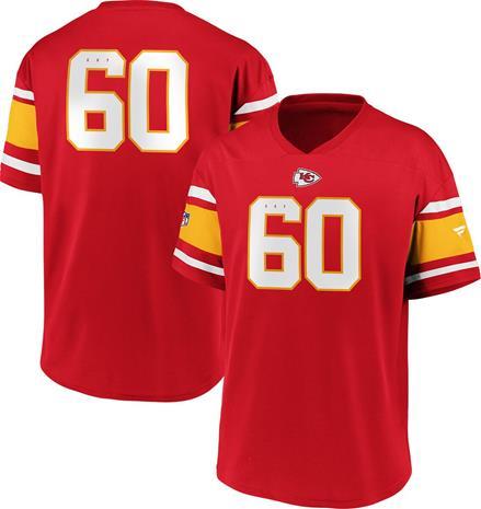 NFL - Kansas City Chiefs - T-paita - Miehet - Punainen