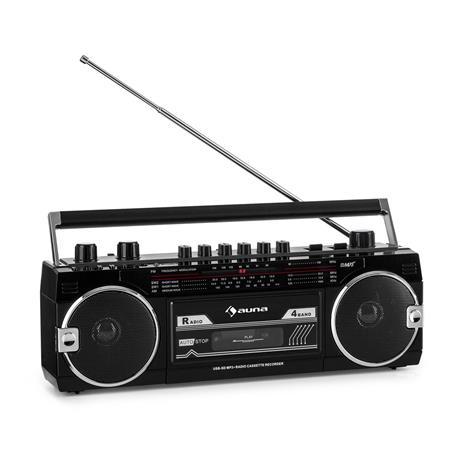 Duke MKII, kasettisoitin radio