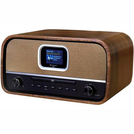 Soundmaster Stereo BT/CD/USB, radio