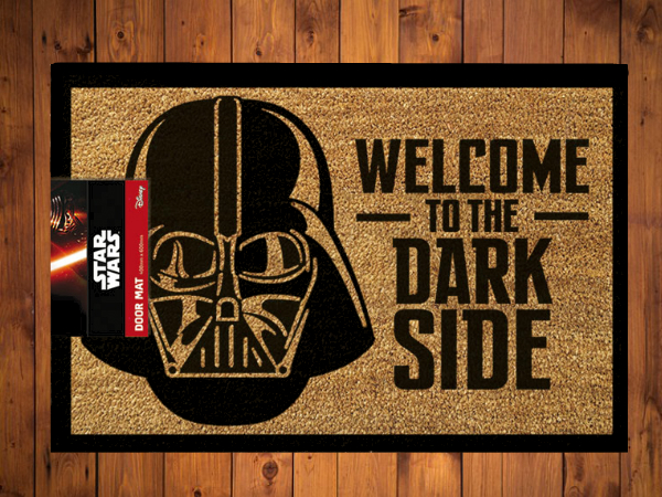 Welcome to the dark side - kynnysmatto