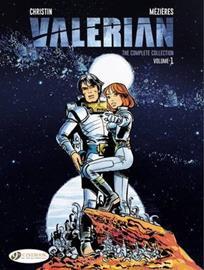 Valerian: the Complete Collection Volume 1 (Pierre Christin), kirja