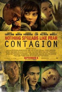Tartunta (Contagion, blu-ray), elokuva