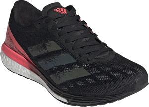 adidas Adizero Boston 9 Shoes Women, core black/core black/signal pink