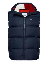 Tommy Jeans Tjm Padded Down Vest Liivi Sininen Tommy Jeans TWILIGHT NAVY