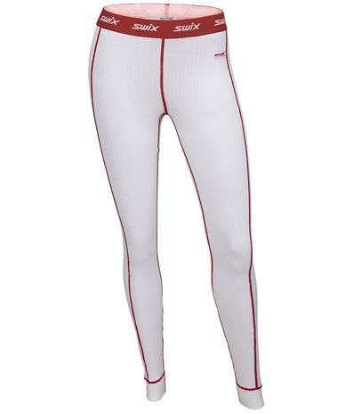 Swix RaceX Bodyw Ws - Pitkät alushousut - Valkoinen - L