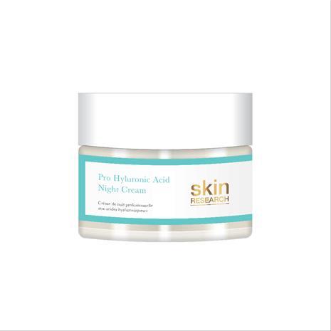 Skin Research Pro Hyaluronic Acid yövoide 50 ml