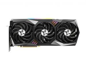 MSI GeForce RTX 3080 Gaming X Trio 10 GB, PCI-E, näytönohjain