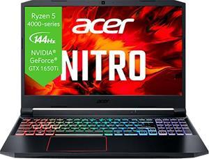 """Acer Nitro 5 AN515-44-R2E1 NH.Q9HED.00H (Ryzen 5 4600H, 8 GB, 512 GB SSD, 15,6"""", Win 10), kannettava tietokone"""