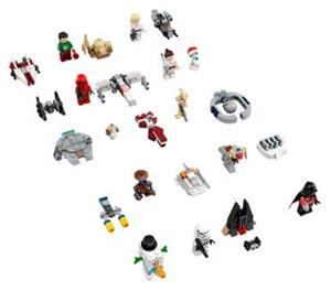 Lego Star Wars 75279, Joulukalenteri 2020