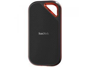 SanDisk Extreme Pro (500 GB, USB 3.1, USB-C) SDSSDE80-500G-G25, ulkoinen SSD-kovalevy