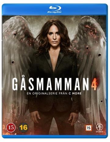 Gåsmamman: kausi 4 (Blu-Ray), TV-sarja