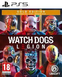 Watch Dogs: Legion Gold Edition, PS5 -peli