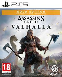 Assassin's Creed: Valhalla Gold Edition, PS5 -peli