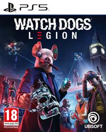 Watch Dogs: Legion, PS5 -peli