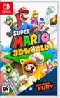 Super Mario 3D World + Bowser's Fury, Nintendo Switch -peli