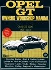 Opel GT Owners Workshop Manual: Opel GT 1900 1986-73 Autobook, kirja 9781870642866