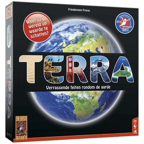 Terra (2nd Ed.), lautapeli