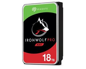 Seagate IronWolf Pro (18 TB, SATA 6 Gb/s) ST18000NE000, HDD-kovalevy