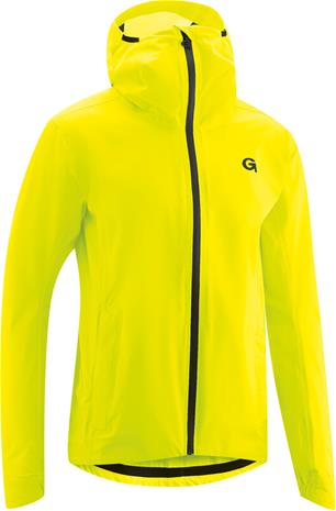 Gonso Save Plus Rain Jacket Men, safety yellow