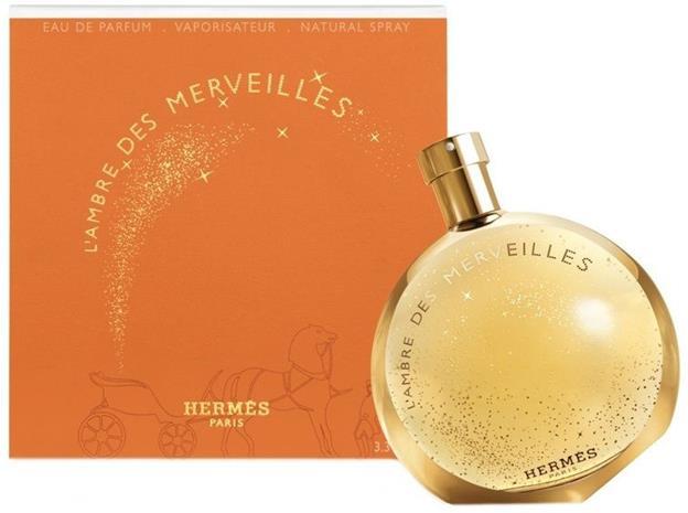 Hermes L'Ambre des Merveilles EDP miehelle 50 ml