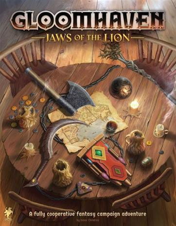 Gloomhaven: Jaws of the Lion LAUTA